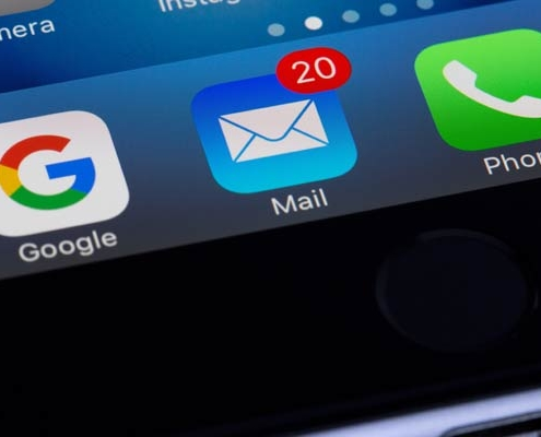 Why Gmail is not good for business